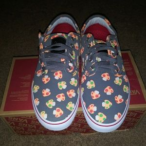 Vans Nintendo shoes size 11